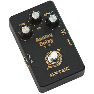 [Artec] BLACK AIR PEDAL  Analog Delay (SE-ADL)